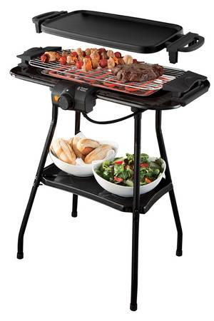 barbecue plancha electrique