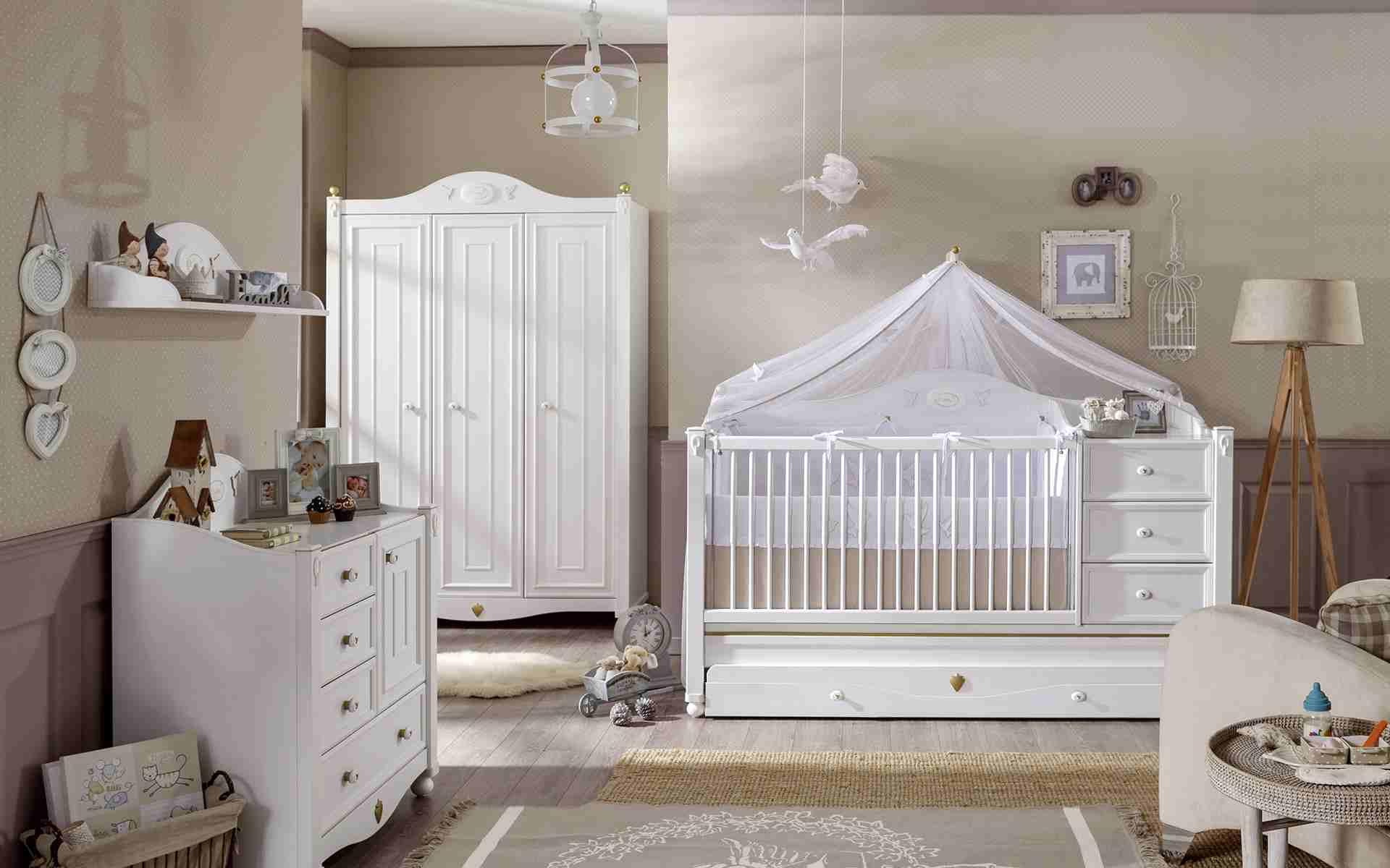 deco chambre bebe fille