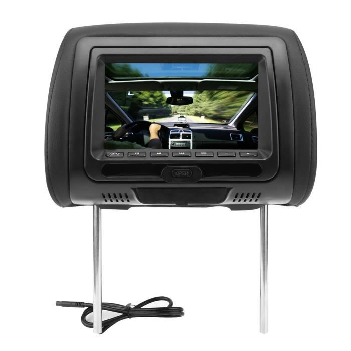 lecteur dvd pour voiture