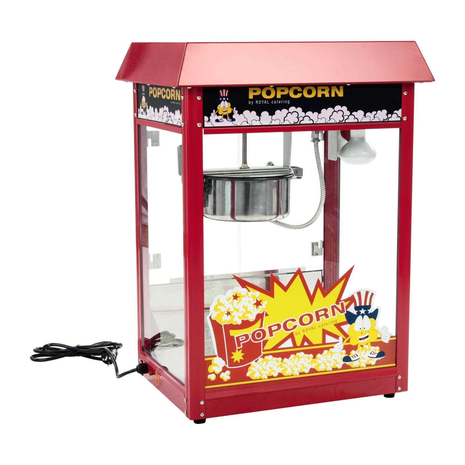 machine pop corn