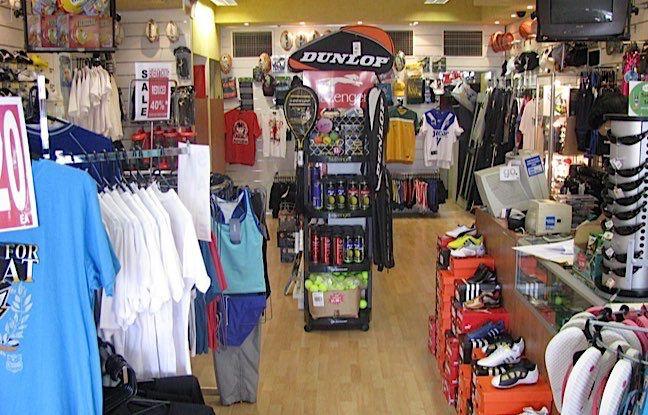 magasin de sport reims