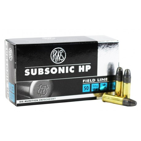 munition 22lr subsonic