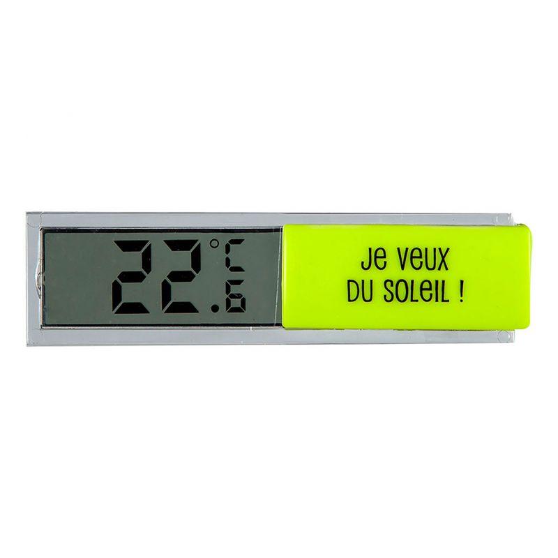 termometre d interieur