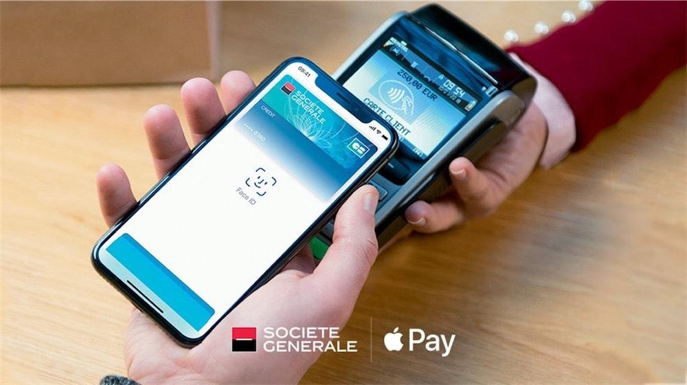 apple pay societe generale