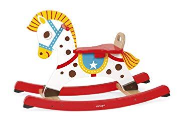 cheval à bascule janod