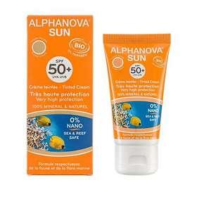 creme solaire alphanova
