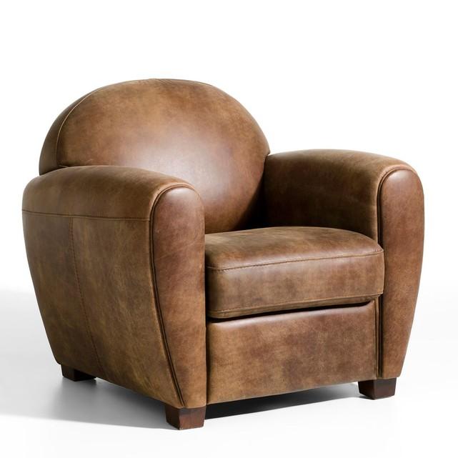 fauteuil cuir
