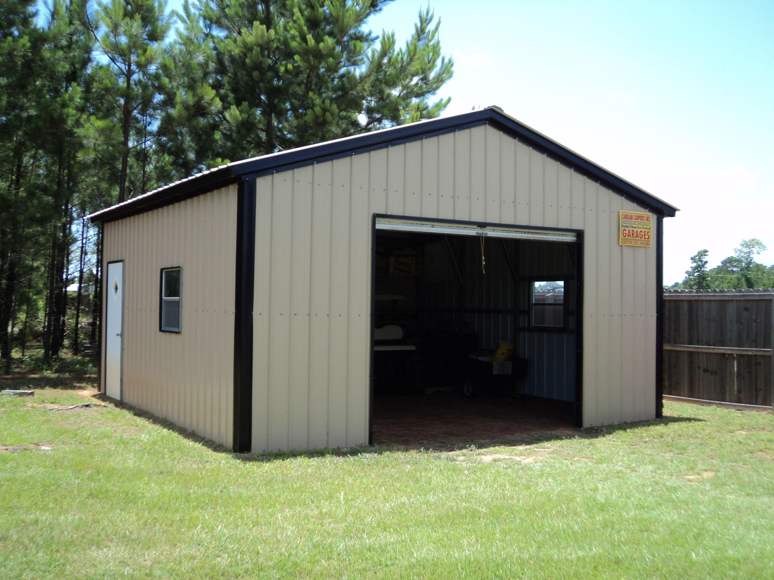 garage metal