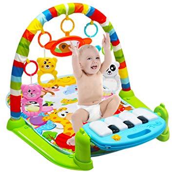 jeu eveil bebe