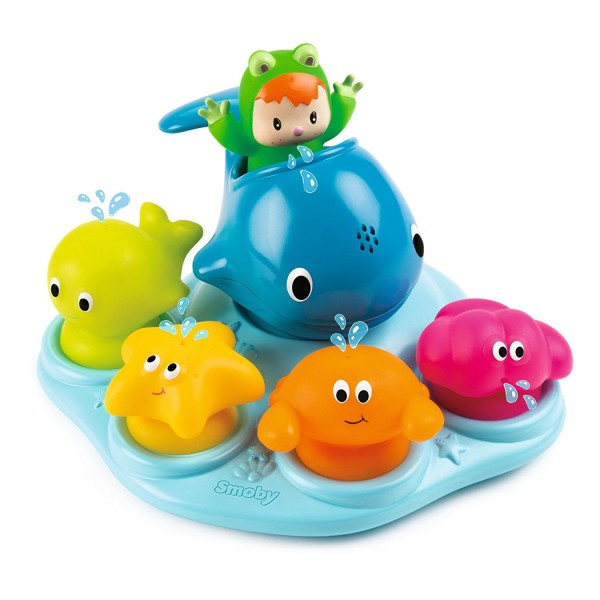 jeux pour le bain