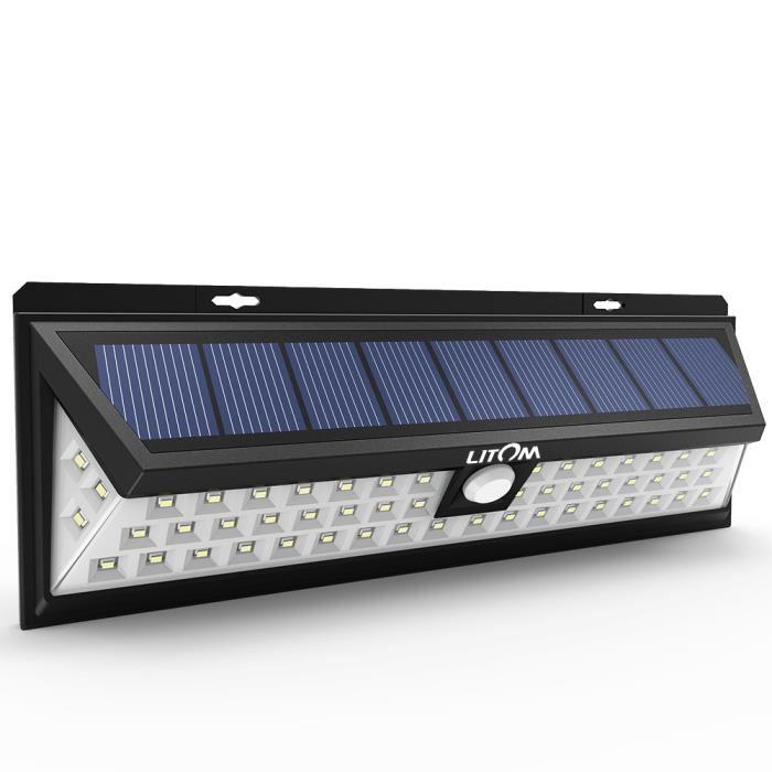led solaire