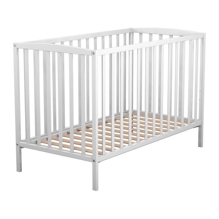 lit à barreaux bébé