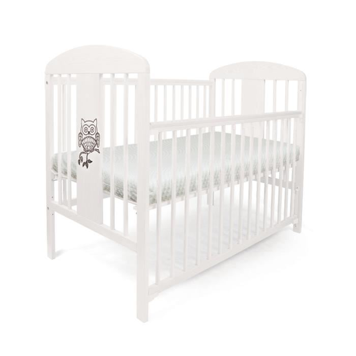 lit bébé barrière coulissante