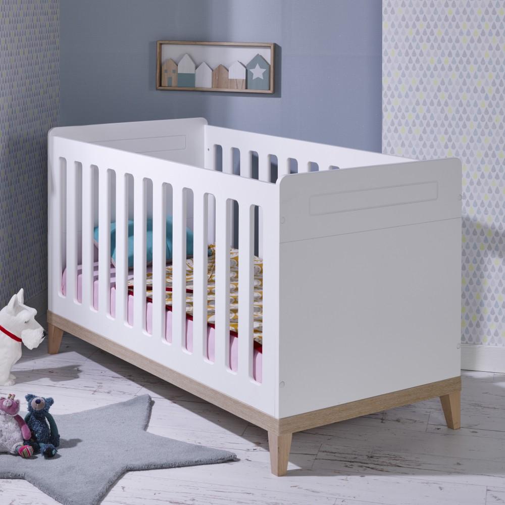 lit de bébé évolutif