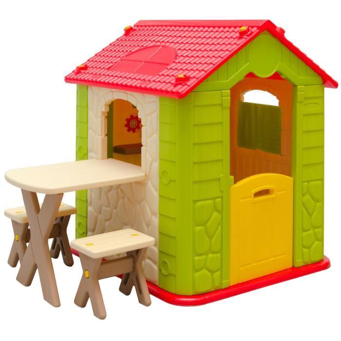 maison de jardin pour enfant