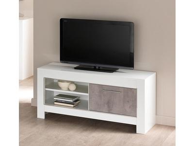 meuble tv fin