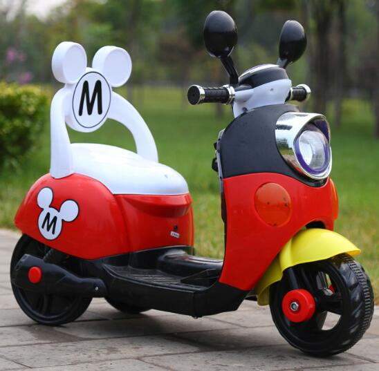 moto mickey