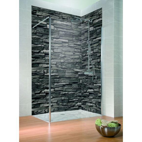 panneaux muraux salle de bain