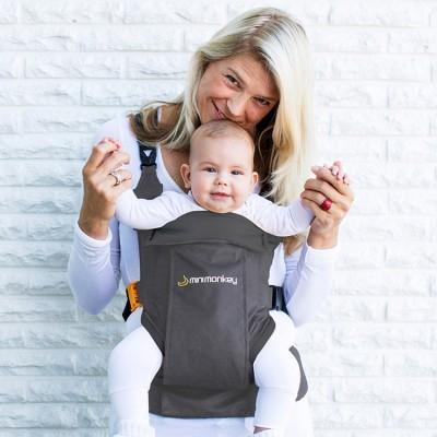 ▷ Meilleur Porte bébé ventral et dorsal ▷ Les Avis et Tests en ... 1a05dd73c73