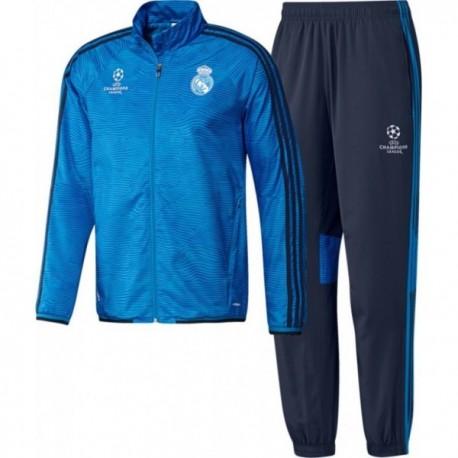 real madrid bleu