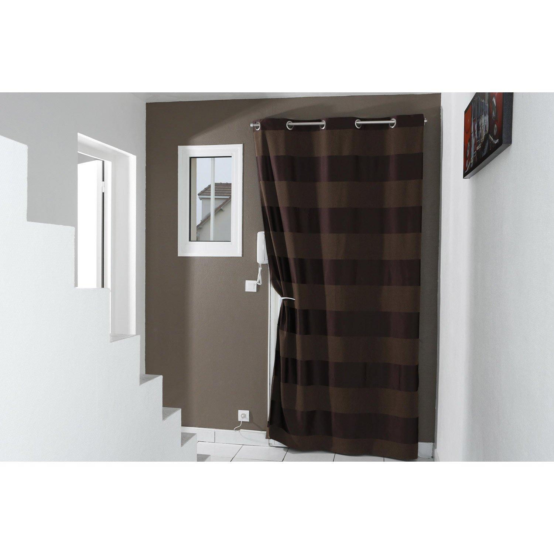 rideau de porte d entrée