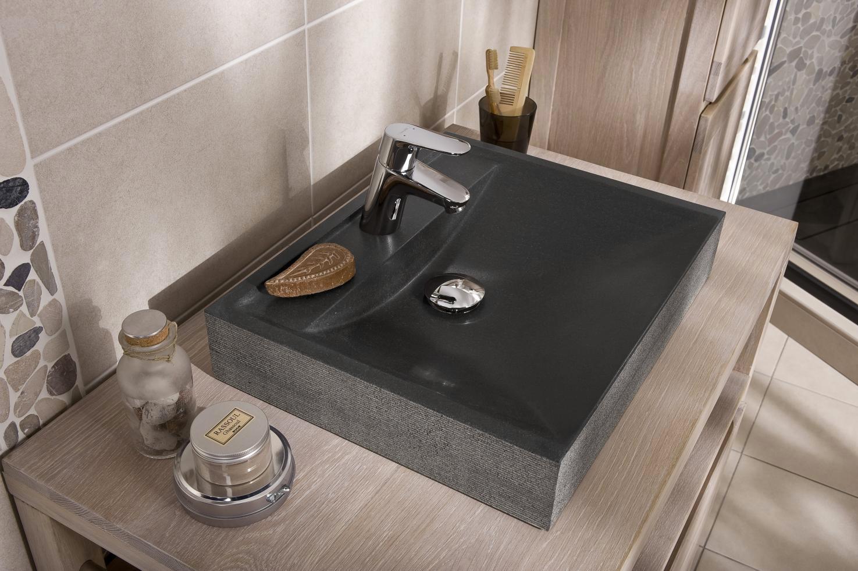 salle de bain plan de travail