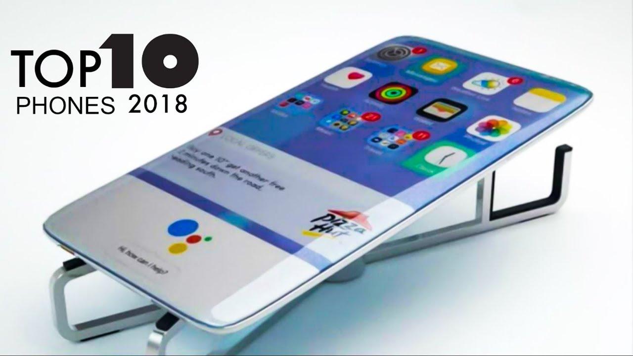 smartphone 2018