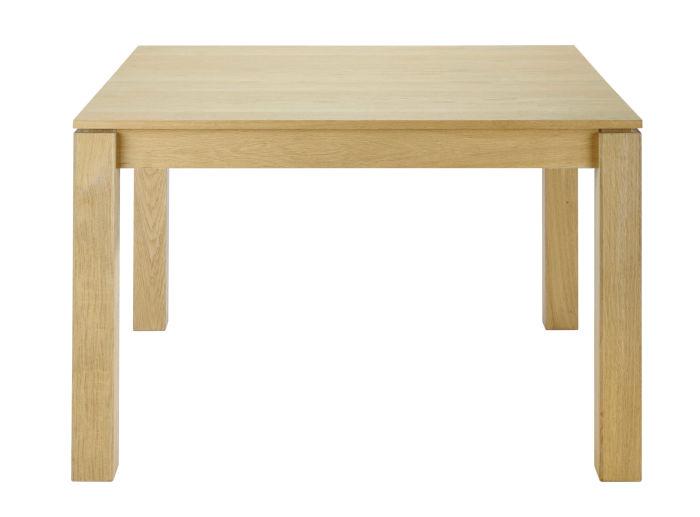 table carrée extensible
