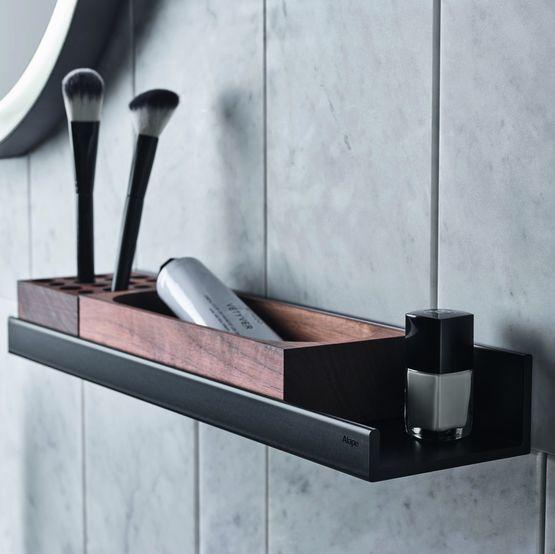 tablette pour salle de bain