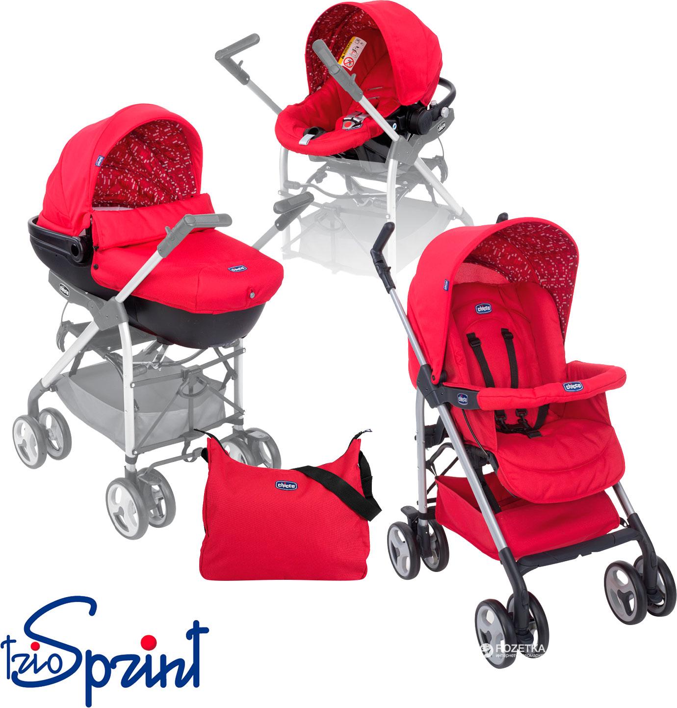 trio sprint chicco