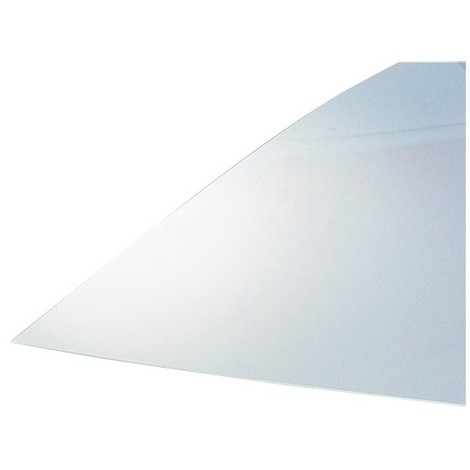 verre synthétique extérieur