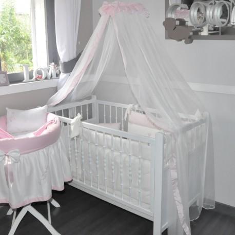 voile lit bébé