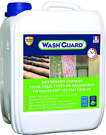 wash guard