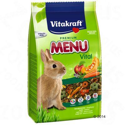 alimentation pour lapin