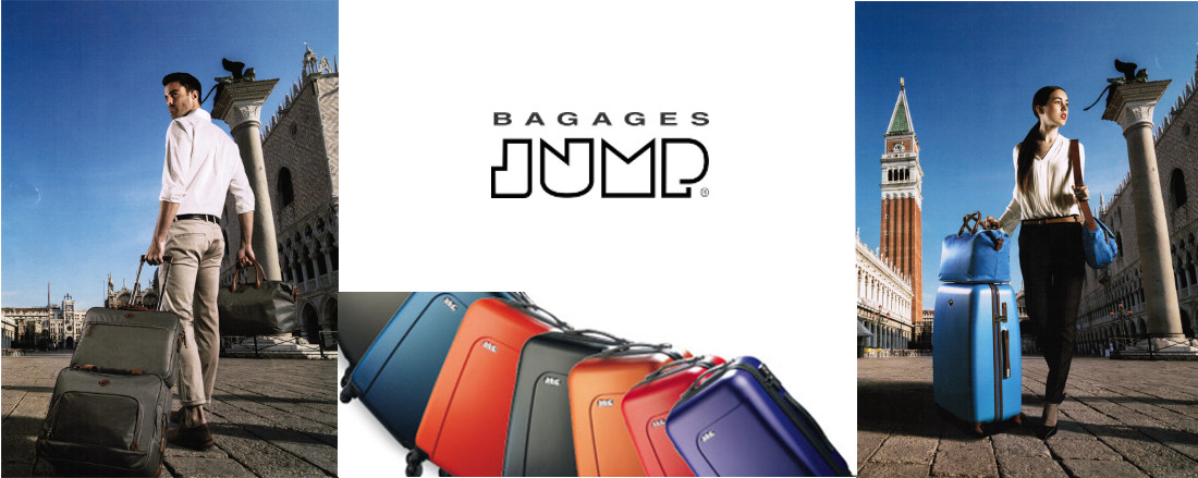 bagage jump