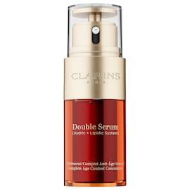 clarins double serum