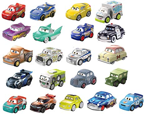 disney cars racers