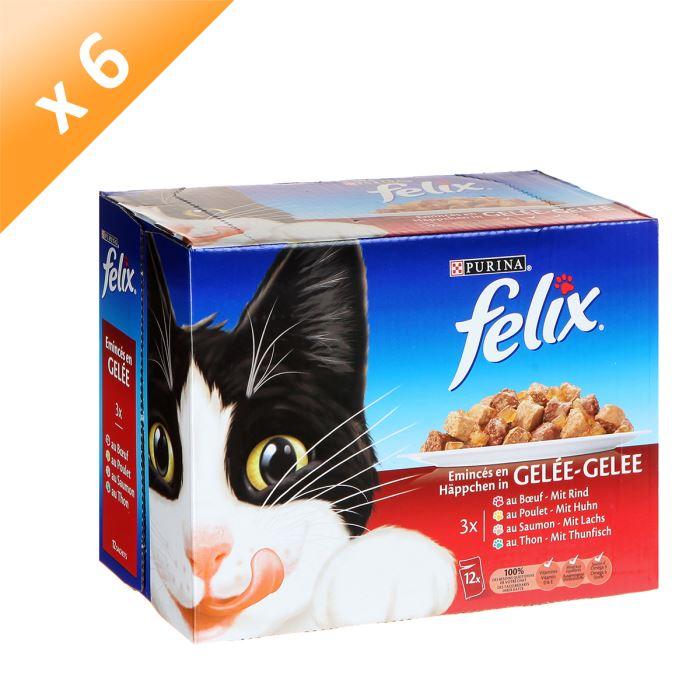 felix aliment pour chat