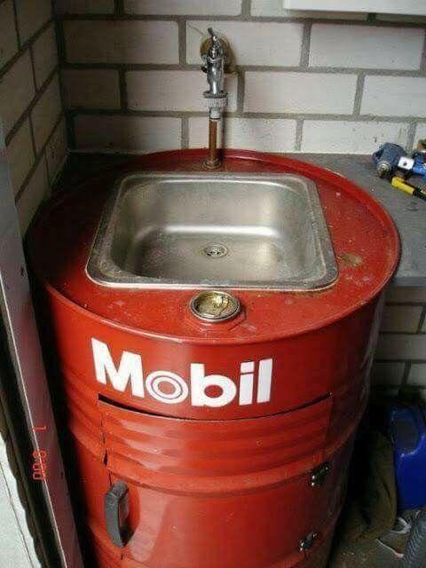 lavabo garage