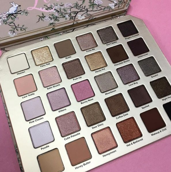 nouvelle palette too faced