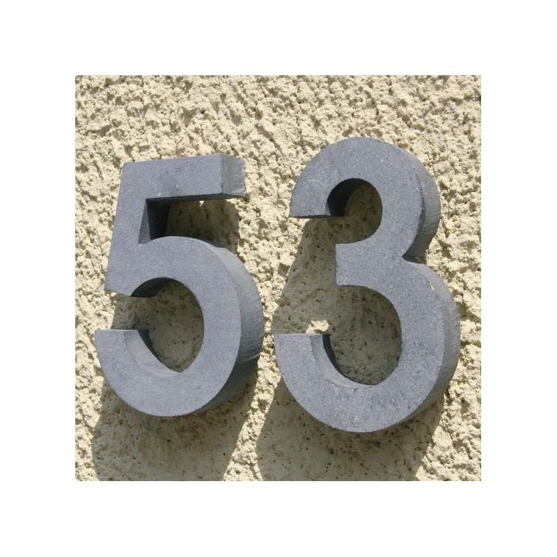 numero de maison