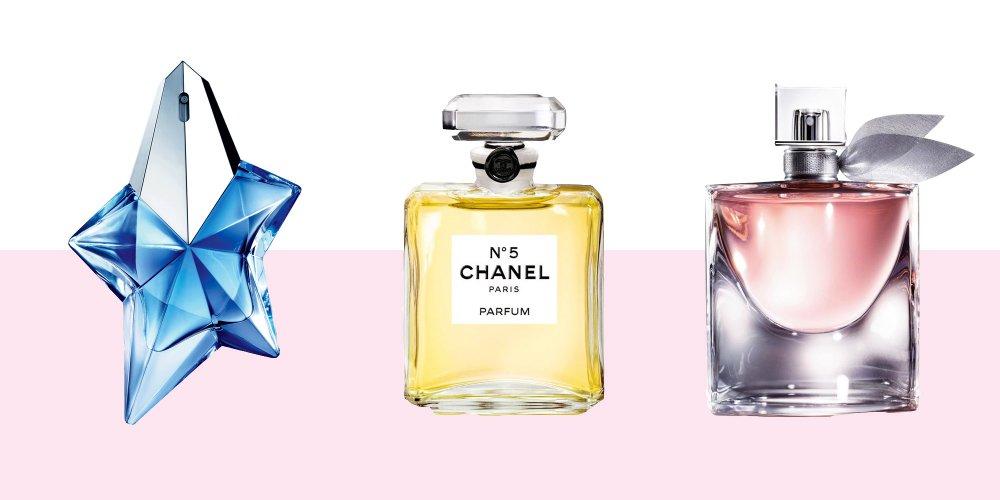 parfum les plus vendus