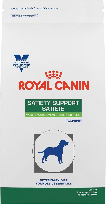 royal canin satiety