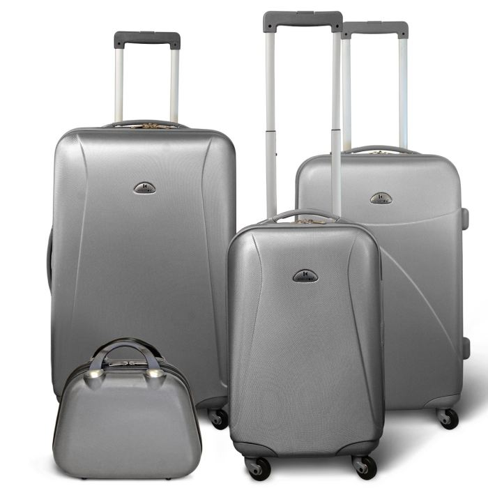 set de valise rigide
