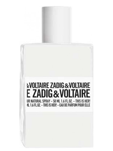 this is her zadig
