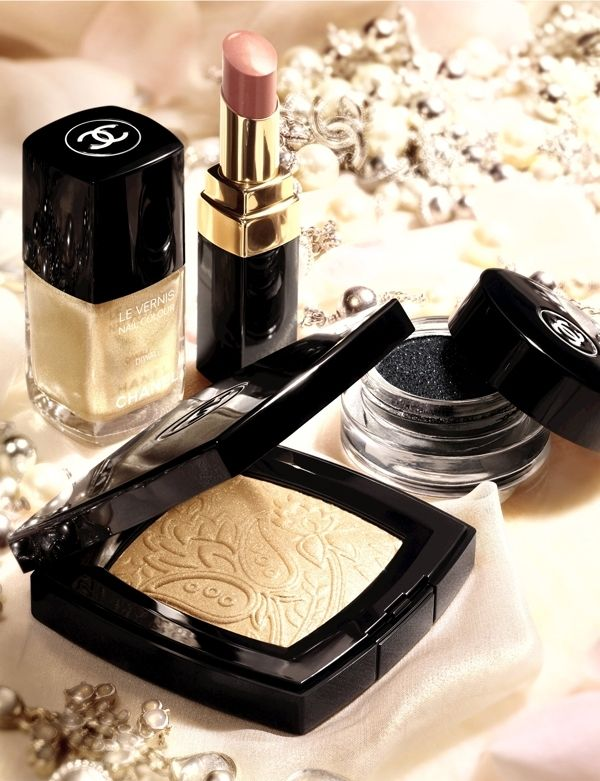 maquillage chanel