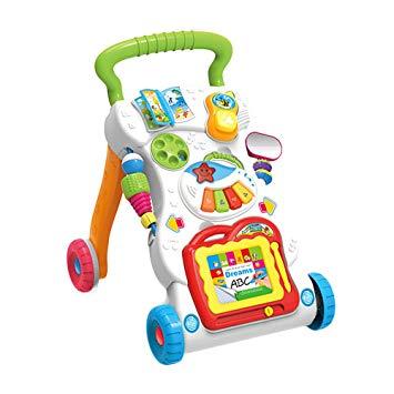 chariot de marche bébé