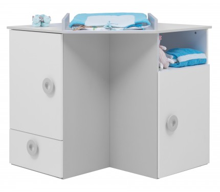 commode a langer angle
