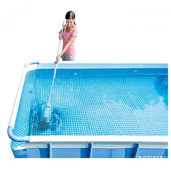 aspirateur piscine intex