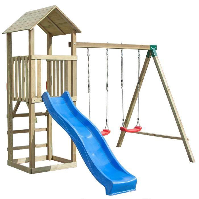 balancoire enfant